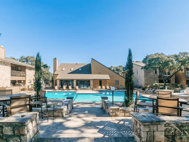 Gva San Antonio Apartments In San Antonio Texas